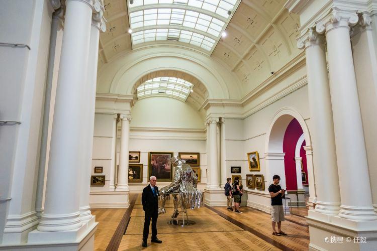 新南威爾斯美術館 1