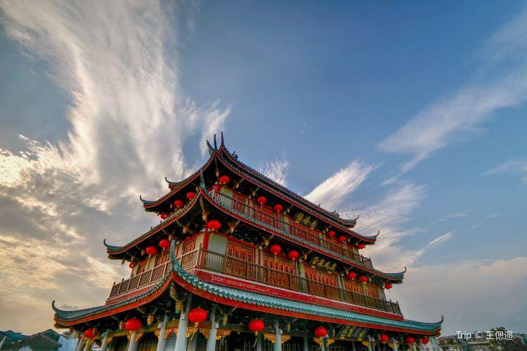 Guangjimen Gate Tower1