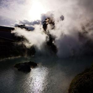 白池地狱旅游景点攻略图