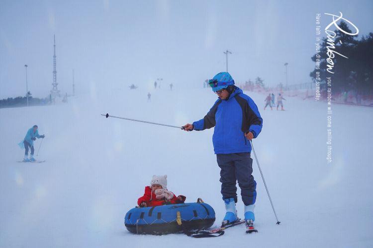 상량강 스키 리조트4