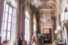 住在美丽的宫殿中,你就是美丽的公主
