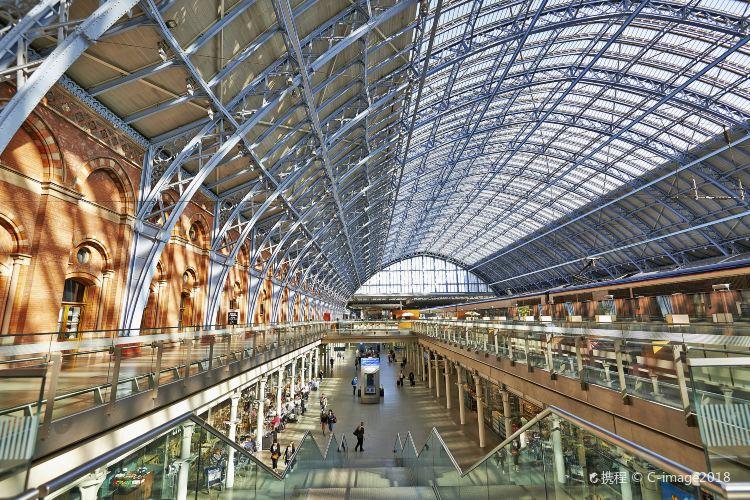 St. Pancras International Train Station1
