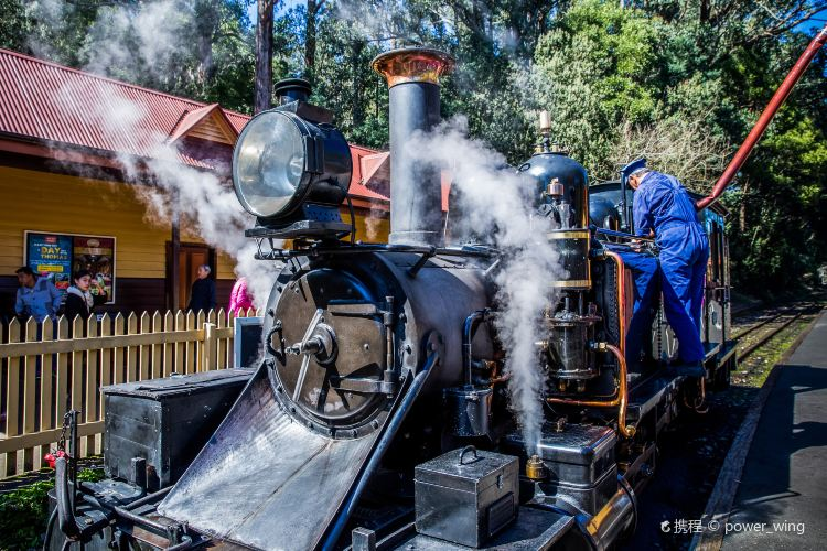 Puffing Billy Railway3