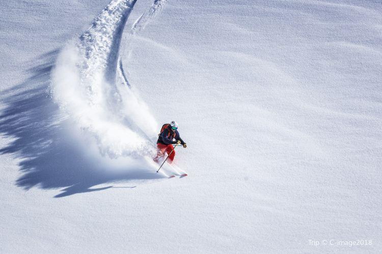 Shenyang Qipan Mountain Ski Resort4