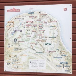 民俗公园历史村旅游景点攻略图