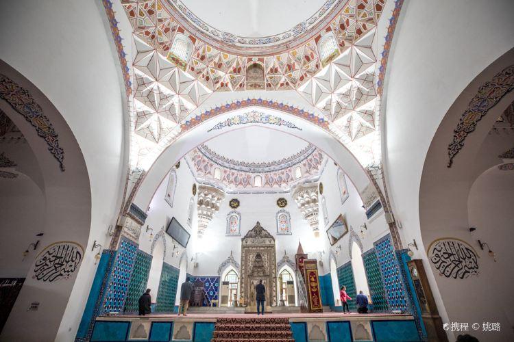 素丹穆拉德清真寺2