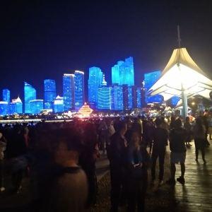 音乐广场旅游景点攻略图