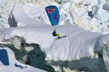 直升机、滑翔伞、汽艇,只要人胆大,跳下就能滑