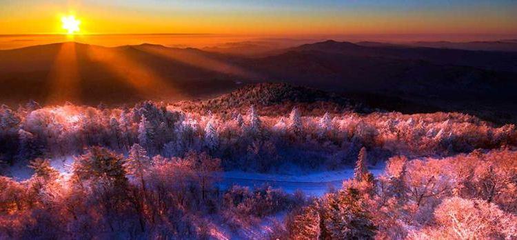 神頂峰景區3