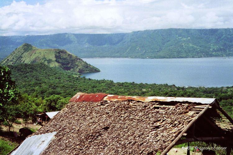 타알 화산2