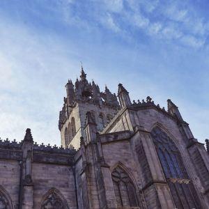 圣吉尔斯大教堂旅游景点攻略图
