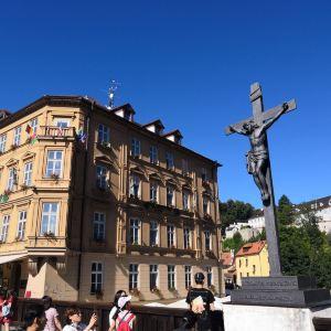 克鲁姆洛夫城堡旅游景点攻略图