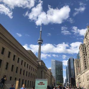加拿大国家电视塔旅游景点攻略图