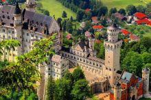 梦幻新天鹅堡,属于你的浪漫之旅    我们的青春王子周董的婚纱摄影地—德国新天鹅堡无疑是我们年轻少女