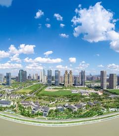 [杭州游记图片] 杭州萧山|深秋时节,邂逅在这湖光山色中