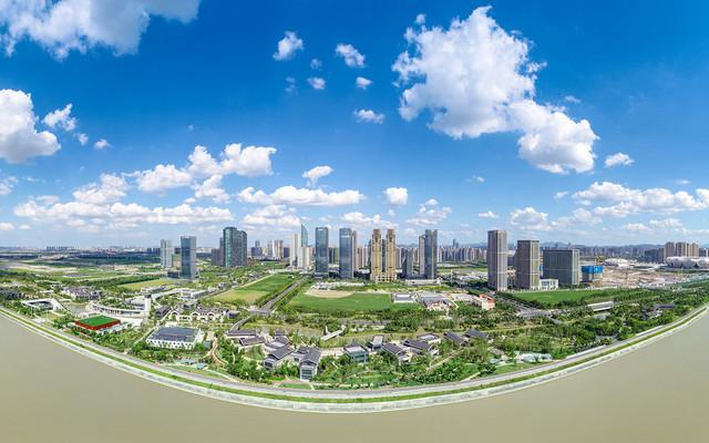 杭州萧山|深秋时节,邂逅在这湖光山色中