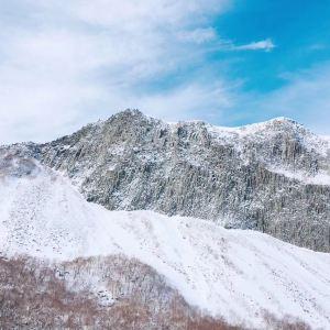 长白山火山国家地质公园旅游景点攻略图