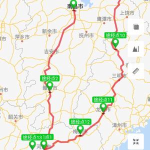 江西游记图文-江西自驾游(含宏村及福建土楼)