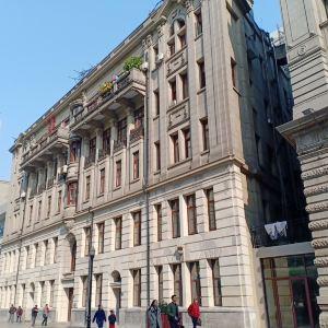 武汉美术馆旅游景点攻略图