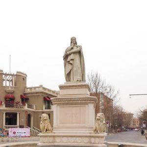 但丁广场旅游景点攻略图