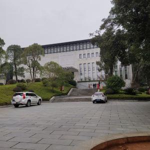 毛泽东纪念馆旅游景点攻略图