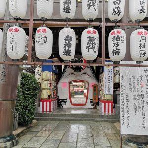 栉田神社旅游景点攻略图