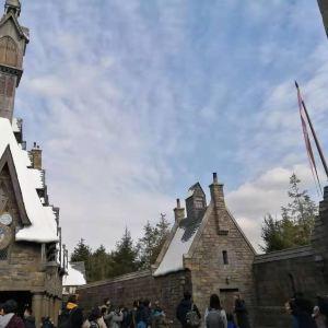 哈利波特魔法世界旅游景点攻略图