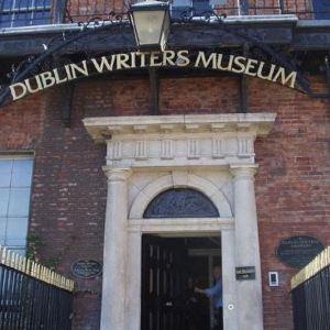 作家博物馆旅游景点攻略图