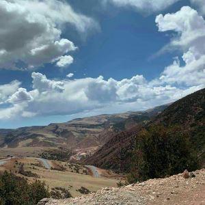 唐古拉山旅游景点攻略图