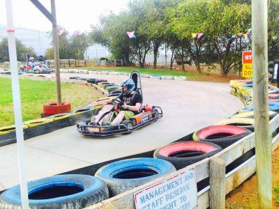 Mildura Formula K Grand Prix Go Karts