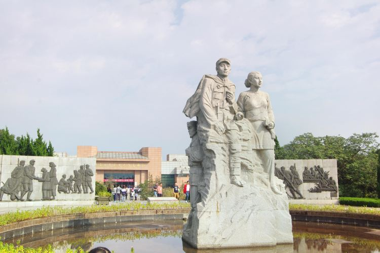 Shajiabang Revolutionary History Memorial Hall