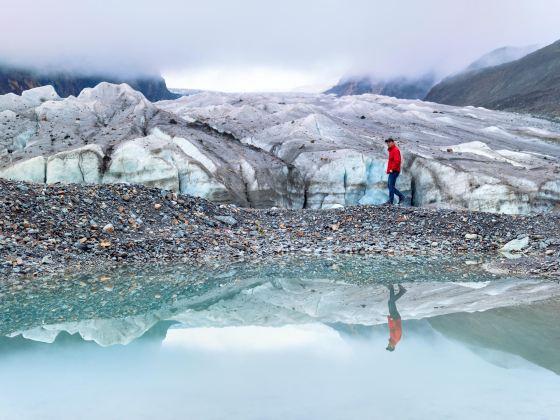 仁龍巴冰川