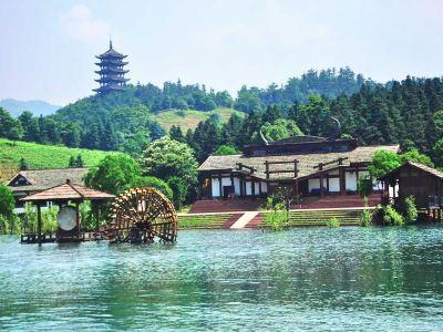 Jiubujiang Tourism Area