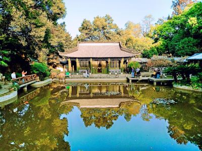 Ezhou Xishan Scenic Spot