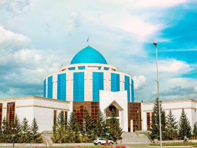 Presidential Center of Culture of Kazakhstan