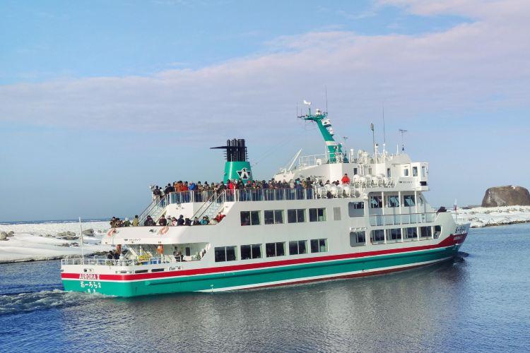 Abashiri Drift Ice Sightseeing & Icebreaker Ship