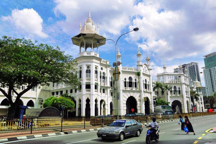 Kuala Lumpur Railway Station