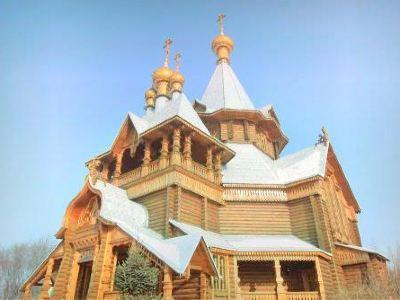Svyato-Nikolskaya Church