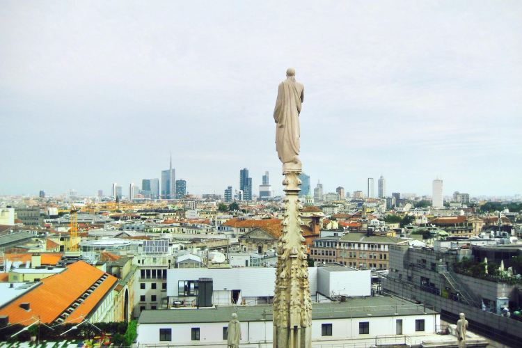 Duomo Rooftops
