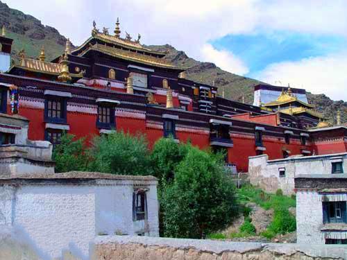 西藏旅游:瞻仰日喀则扎什伦布寺(图) – 日喀则游记攻略插图15