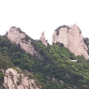 平顶山游记图文-尧山游记——中原独秀是尧山