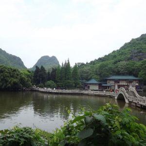 阳朔公园旅游景点攻略图