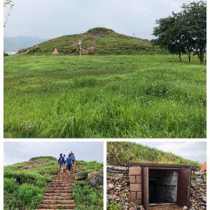 高句丽王城(洞沟古墓群)旅游景点攻略图