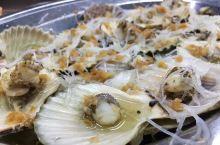 在沙巴 100马币吃海鲜是可以吃到撑的