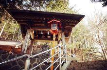 #向往的生活,新仓浅间神社一个观赏富士山的好地方