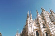 哥特式 米兰大教堂