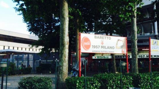 Baretto 1957 Milano