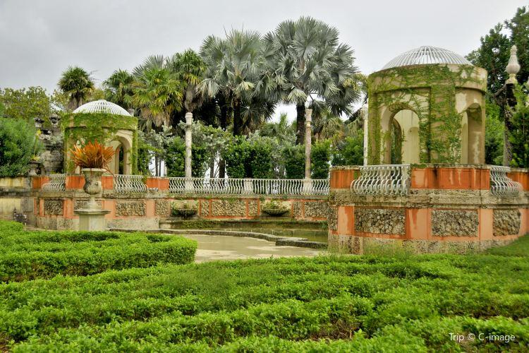 Vizcaya Museum and Gardens4
