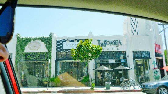 Insomnia Cafe