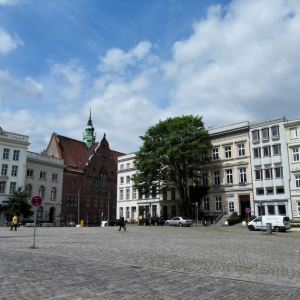 Heiligen-Geist医院旅游景点攻略图